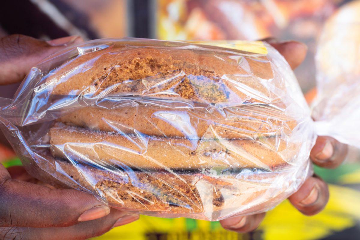 emballage alimentaire en plastique