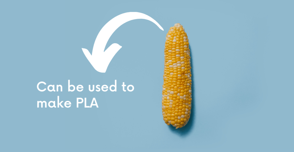 PLA biosourced and biodegradable bioplastic