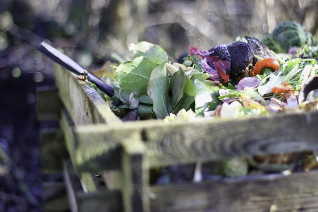 Les déchets traités en compost industriel